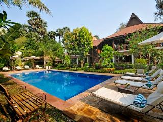 Nice Villa with Internet Access and A/C - Siem Reap vacation rentals