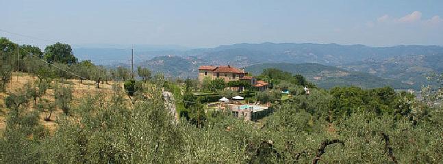 Villa Deliziosa - Image 1 - Monsummano Terme - rentals