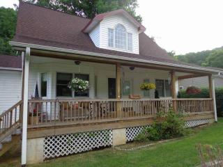 Mountain Creek Luxury Home W/ Hot Tub,wifi and HBO - Waynesville vacation rentals