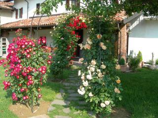 Residence delle rose - casetta rossa - Monforte d'Alba vacation rentals