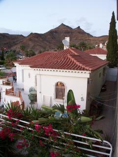 Private residential area great views down to sea - La Playa de Tauro vacation rentals