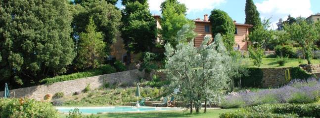 8 bedroom Villa in Lamole, Firenze Area, Tuscany, Italy : ref 2230267 - Image 1 - Casole - rentals