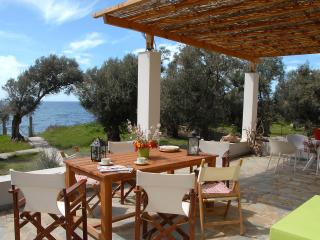 Charming House with A/C and Outdoor Dining Area in Plomari - Plomari vacation rentals