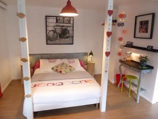 STUDIO EN MAISON AVEC JARDIN & TERRASSE COUVERTE - Brest vacation rentals