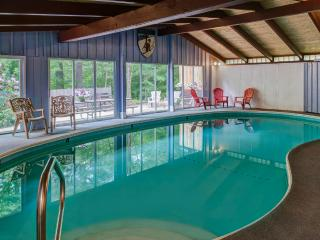 Imagine relaxing in our Private INDOOR Pool!  Wow! - North Conway vacation rentals