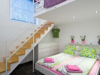 Funky place 5 min to train station, WiFi, garage - Ljubljana vacation rentals