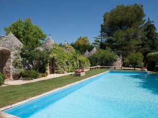 Trulli Country Golf: Luxury Trulli Complex w/ Pool - Gioia del Colle vacation rentals