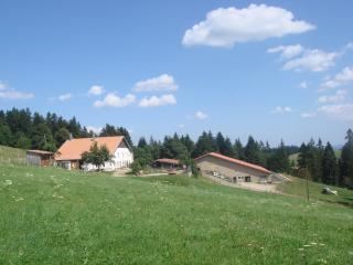 La ferme du sommet  Pouillerel - Neuchatel vacation rentals