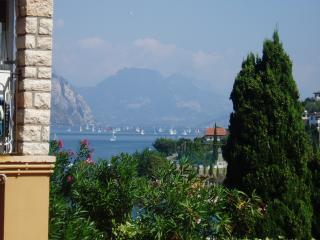 Breathtaking lake view in town - Malcesine vacation rentals
