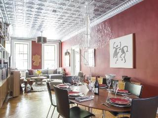Adelphi Street Townhouse - New York City vacation rentals