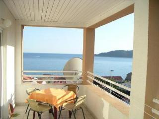 Nice 1 bedroom Rafailovici Apartment with A/C - Rafailovici vacation rentals