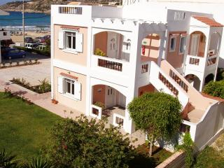 Elena Ap  4  side sea view - Almyrida vacation rentals