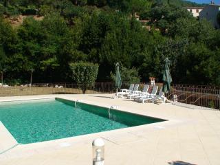 Amanou villa solar heated swim pool in Seillans - Seillans vacation rentals