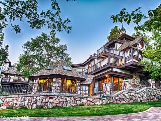 Edgewood Castle 15,000sf 5 star luxury Sleeps 24! - Big Bear Lake vacation rentals