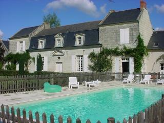 5 bedroom Manor house with Internet Access in Saumur - Saumur vacation rentals