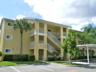 Serene lake views from this North Naples condo - Naples vacation rentals