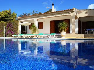 Villa  with private  large heated pool and jacuzzi - Espiche vacation rentals