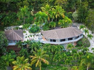 Rockworks at Dorothea, St. Thomas - Ocean View, Pool, Lush Garden - British Virgin Islands vacation rentals