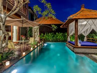 Beautiful 3 Bedroom Villa in Umalas Near Seminyak - Bali vacation rentals