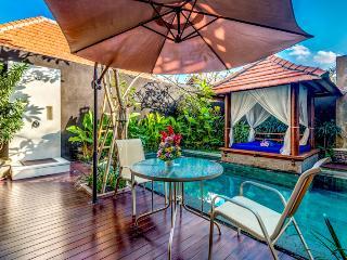 Villa Omah Mutiara I By Bali Villas Rus -3 Bedroom Villa in Umalas Near Seminyak - Bali vacation rentals