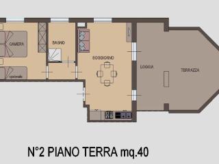 Appartamento Bilocale Vista Mare - Rimini vacation rentals