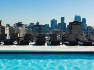 VIP LUXURY DOWNTOWN 3 BEDROOM 2 BATH 2236 - Montreal vacation rentals