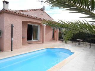 Roujan villa South France with pool-884 - Roujan vacation rentals