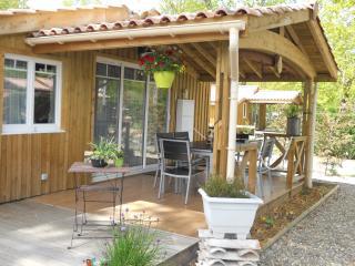 Chalet 4/5 pers bassin d'arcachon dans Parc de loi - La Teste-de-Buch vacation rentals