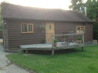 Nice Lodge with Deck and Outdoor Dining Area - Royal Tunbridge Wells vacation rentals