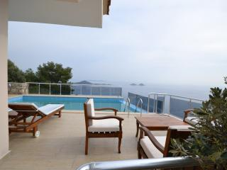 TRQS (Secluded Villa) free transfer - Kalkan vacation rentals