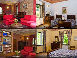 Tuscany Pistoia's hills fantastic home + garden - Pistoia vacation rentals