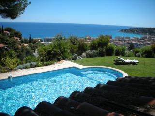 Villa con piscina Cote D'Azur - Menton vacation rentals