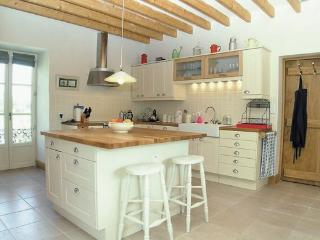 Beautiful Villa with DVD Player and Satellite Or Cable TV - Champcervon vacation rentals