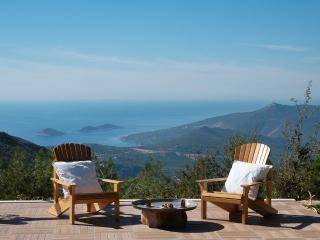 VILLA MIRA of Turquoise Coast scenery from 850m - Islamlar vacation rentals