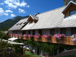 Cozy 2 bedroom Bohinjska Bela Apartment with Deck - Bohinjska Bela vacation rentals