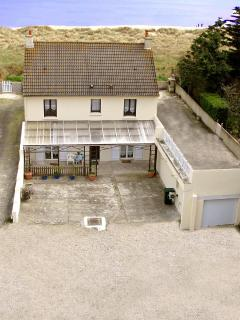 Actually ON Utah Beach Normandy France sea views - Sainte-Mere-Eglise vacation rentals