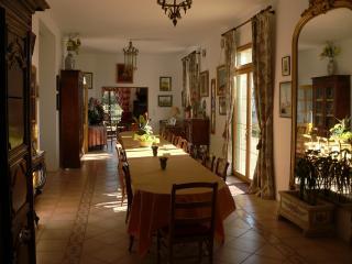 LE CLOS DE LAUNAY - Chambres d'Hôtes - Tours vacation rentals