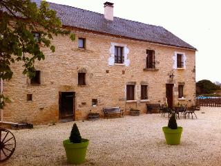 Beautiful 4 bedroom Coulaures Barn with Internet Access - Coulaures vacation rentals