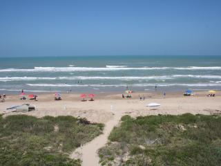 BEACHFRONT! Fantastic ocean views, KING bed, UPDAT - South Padre Island vacation rentals