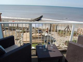 Beach Retreat sea front holiday home - Tywyn vacation rentals