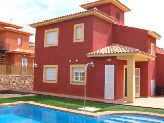 Lovely Villa with A/C and Satellite Or Cable TV - Totana vacation rentals