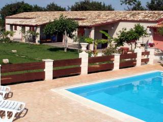 Villa Santa Croce Sicily Villa - Santa Croce Camerina vacation rentals