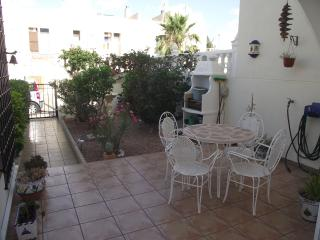Perfect Townhouse with Internet Access and A/C - San Pedro del Pinatar vacation rentals
