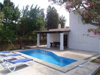 Lovely house Sant Rafael 8pax - Ibiza vacation rentals