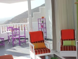 SUPERB APARTMENT WITH SEA VIEW - Adeje vacation rentals