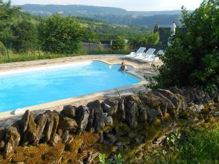 La Maison de Vigneron, piscine chauffée privée - Saint-Come-d'Olt vacation rentals