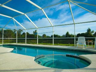 Stunning Lake View - South Facing Pool & Jacuzzi - Kissimmee vacation rentals