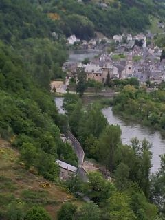 1 bedroom Gite with Internet Access in Entraygues-sur-Truyere - Entraygues-sur-Truyere vacation rentals