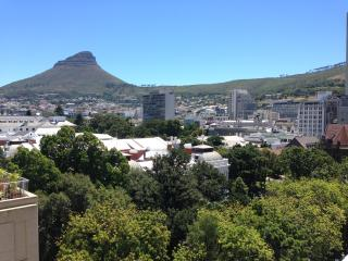City flat with mountain views - Sea Point vacation rentals