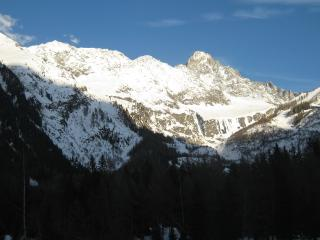Holiday / Ski Apartment with Mountain Views - Argentiere vacation rentals